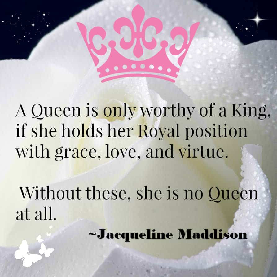Are you worthy to be a Queen?
