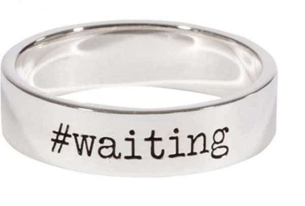 Because true love is worth waiting for...