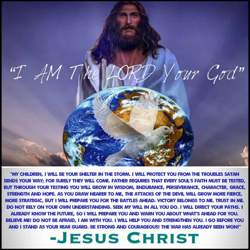 Jesus Christ ~ The King